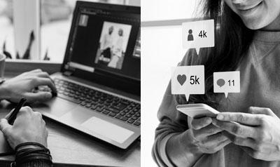 Diseño Web + Redes Sociales