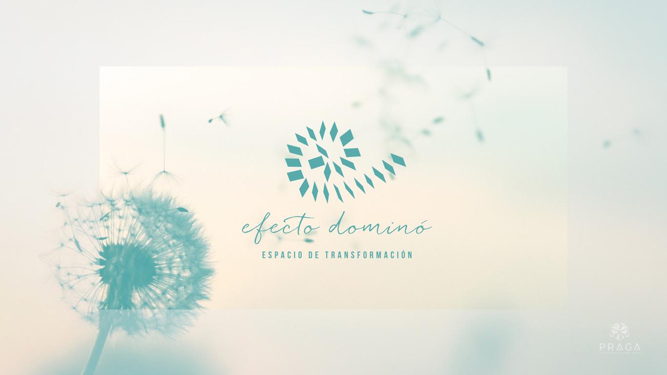 Efecto Dominó | Diseño de marca